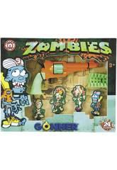 Jeu de Tir de Zombie Shooting Gallery Gonher 905/0