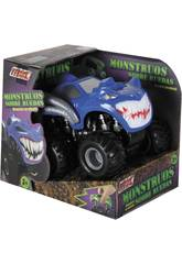 Macchina Big Power Monster Auto a Frizione