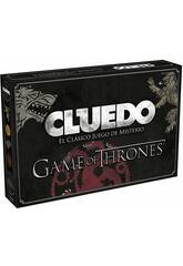 Cluedo Game of Thrones Elf Kraft 81335