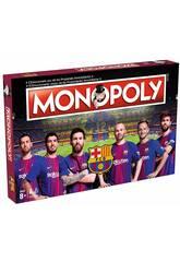 Monopoly F.C. Barcelone 3º Édition