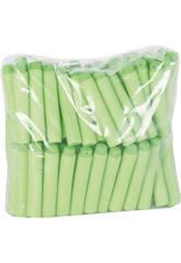 Fléchettes de Rechange Fluorescentes à Choisir Lance-Fléchettes Bunder 100 Piezas