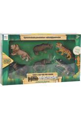 Figurines Kit Animaux 6 Unités 7 cm