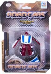 Robocars Figurines 8,5 cm