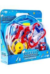 Kit Médico Doctor Primeros Auxilios Con Accesorios 28.5x31x8.5cm