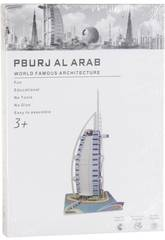 Puzzle 3D Burj Al Arab 74 pezzi