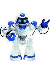 Robô Rádio Controlo Airbot Inteligente Multiusos 40x44x19cm