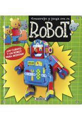 Leggi, Costruisci e Gioca . . . (2 Libri) Susaeta Ediciones S3331