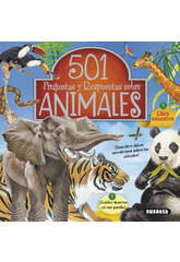 501 Domande e Risposte . . . (2 Libri) Susaeta Ediciones S2067