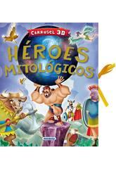 Carrusel 3D ... (2 livres) Susaeta Editions