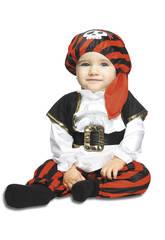 Déguisement Bébé M Petit Pirate