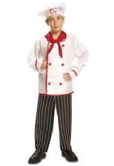 Disfraz Niño S Cocinero