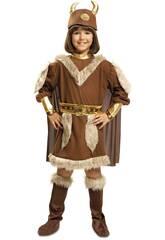 Disfraz Niña M Vikinga