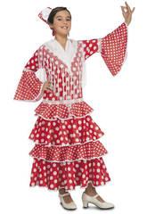 Déguisement Fille S Flamenca Séville
