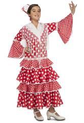 Disfraz Niña XL Flamenca Sevilla