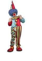 Déguisement Garçon XL Clown Patapouf