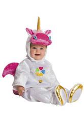 Kostúm Baby Anzug Einhorn Grösse M Nines D'Onil