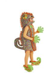 Costume Bimbo Camaleonte S Nines D'Onil D846-1