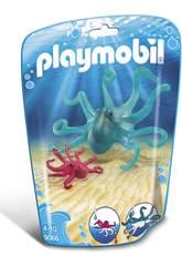 Playmobil Tintenfisch Mit Baby 9066