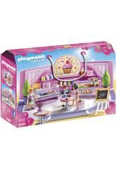 Playmobil Cafetería Cupcake 9080