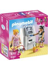 Playmobil Distributeur Automatique 9081