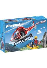 Playmobil Helikopter Mountain Rescue 9127