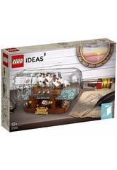 LEGO Exclusivas Barco en Una Botella 21313