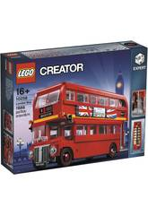 Lego Exclusives Autobus de Londres 10258