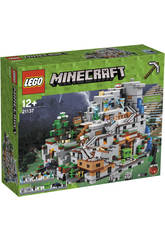 Lego Exclusives Minecraft Mine dans la Montagne 21137