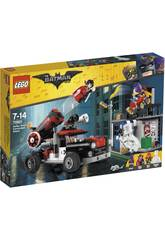 Lego exclusivo Harley Quinn Cannon 70921