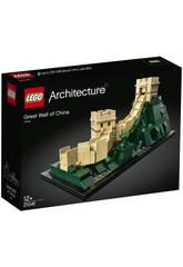 Lego Architektur Chinesische Mauer 21041
