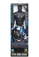 Black Panther Figura Titan Hero 30 cm. Hasbro E0869