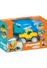 Playmobil Escavatore 9145