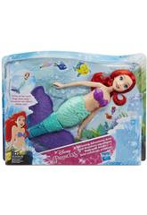 Ariel Aventuras Acuáticas Hasbro E0051