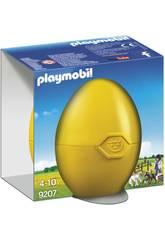 Playmobil veterinária com pôneis 9207