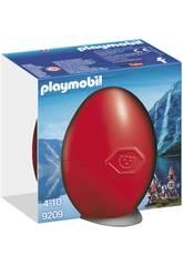 Playmobil Vikings Com Escudo 9209