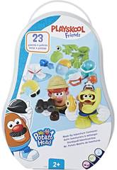 Playskool Mr Potato Maleta de Aventuras Hasbro C0189