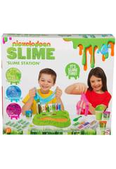 Nickelodeon Slime Fábrica de Slime Sambro SLM-4651