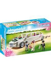 Limusine nupcial Playmobil 9227
