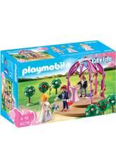 Playmobil Pavilhão Nupcial Com os Noivos 9229