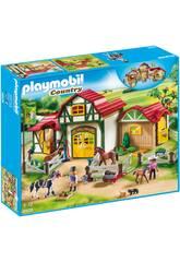 Playmobil Grande Maneggio 6926