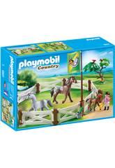 Playmobil Competición Doma 6931
