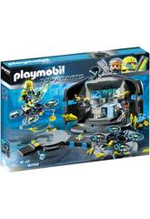 Playmobil Centro de Mando del Dr. Drone 9250