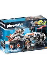 Playmobil LKW Geheimagenten Team 9255