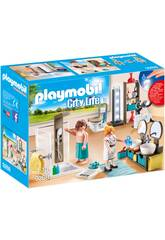 Playmobil Bagno Accessoriato 9268