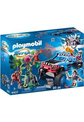 Playmobil Monster Truck Mit Alex und Rock Brock 9407