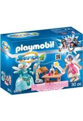 Playmobil Gran Hada Con Twinkle 9410
