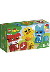 Lego Duplo Mi Primer Puzzle de Mascotas 10858