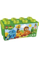 Lego Duplo Caja de Ladrillos Mis Primeros Animales 10863