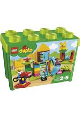 Lego Duplo La mia Grande Scatola di mattoncini Parco giochi 10864