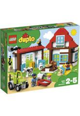 Lego Duplo Aventuras na Fazenda 10869